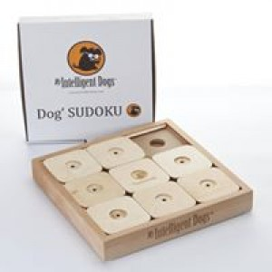 Dog' SUDOKU Medium Profi M/9